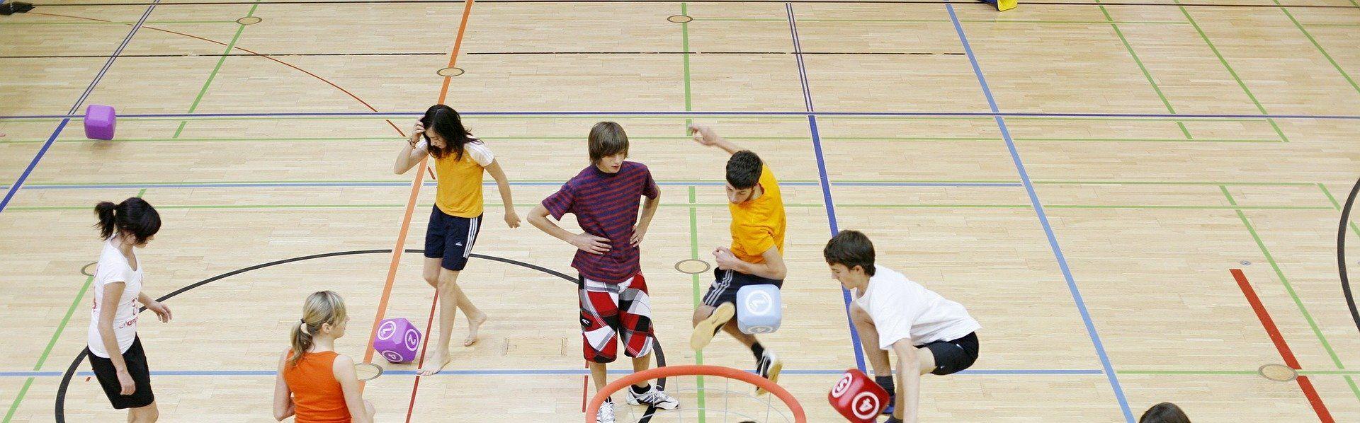Turnen barfuß Fußgymnastik und
